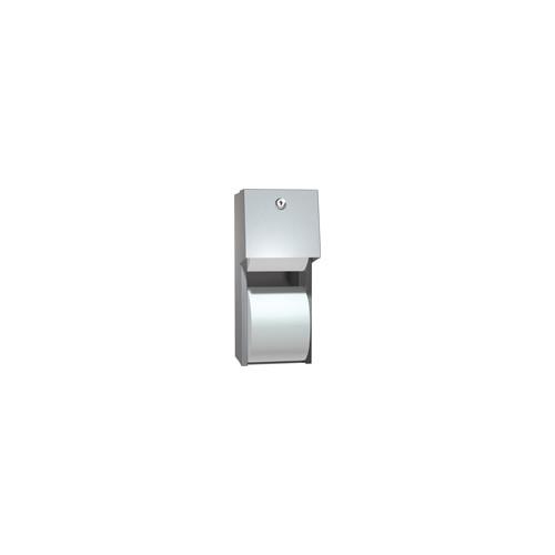 American Specialties Dual Roll Toilet Paper Dispenser