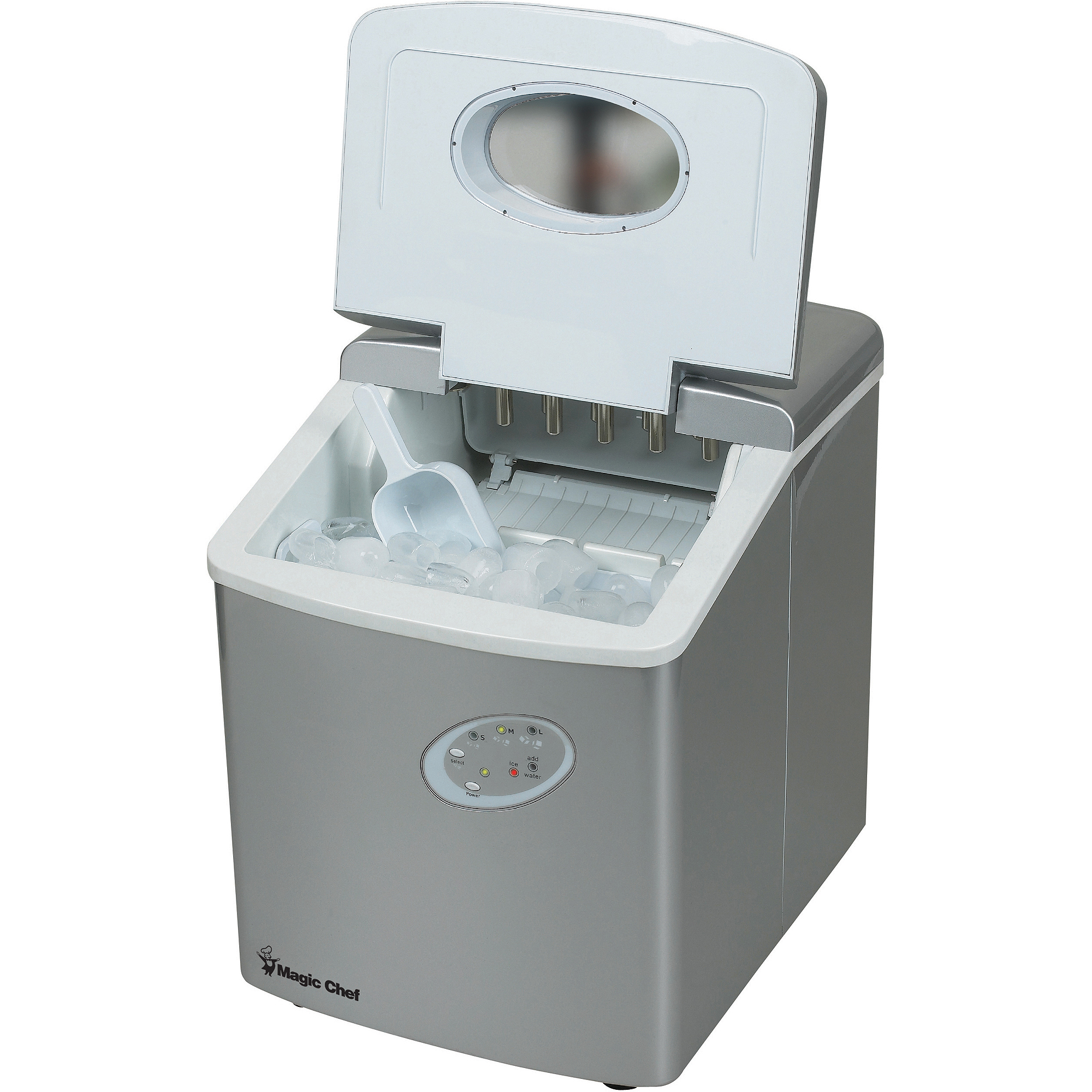 countertop com portable icemaker x maker ideas dispenser walmart countertops avanti silver water ice