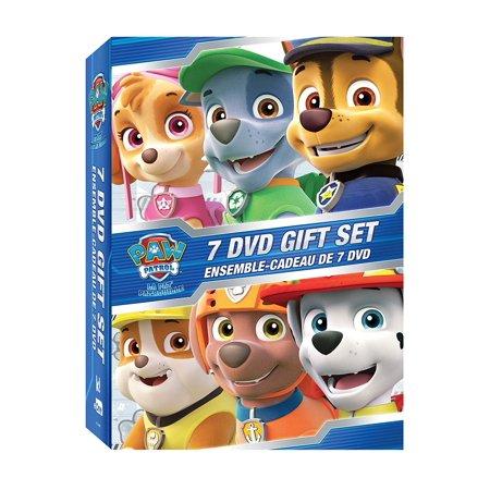 PAW Patrol: 7 DVD Gift Set (Bilingual)](Paw Patrol Halloween Movie)