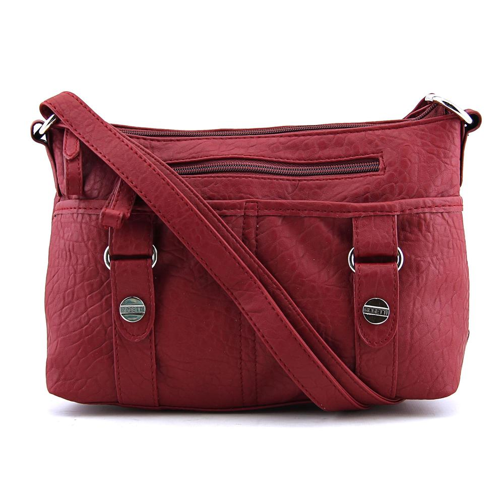 Rosetti Triple Play Mindy Mini Crossbody Women   Synthetic  Messenger