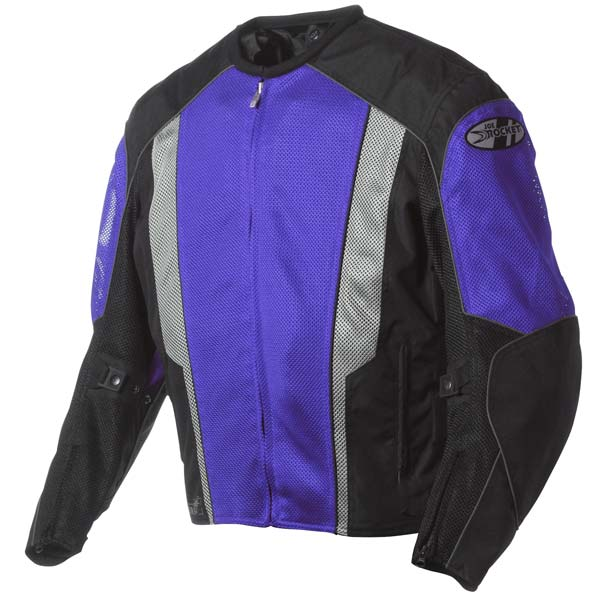 Joe Rocket Phoenix 5.0 Mesh Jacket Blue/Black