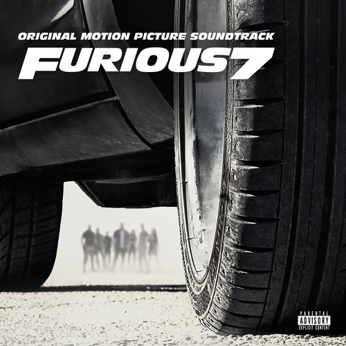 Furious 7 (Original Motion Picture Soundtrack) (Explicit) (CD)