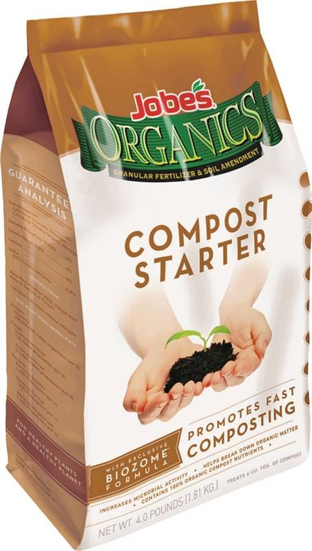 Fertilizer Compost Org Gran4lb by Easy Gardener Products