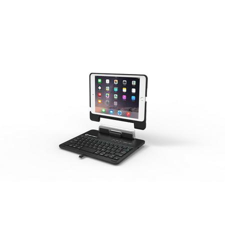 iPad Mini Keyboard Case for iPad mini 1, 2, 3, 4; Airbender Lite Wireless Bluetooth Keyboard Case,