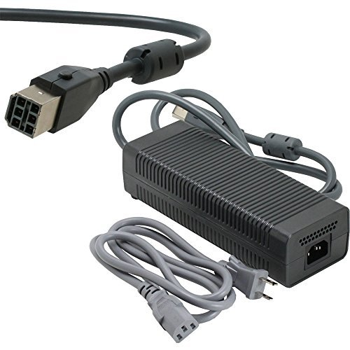 Refurbished Xbox 360 Original Microsoft 175W Power Supply AC Adapter EADP-175ABA 12V-14.2A