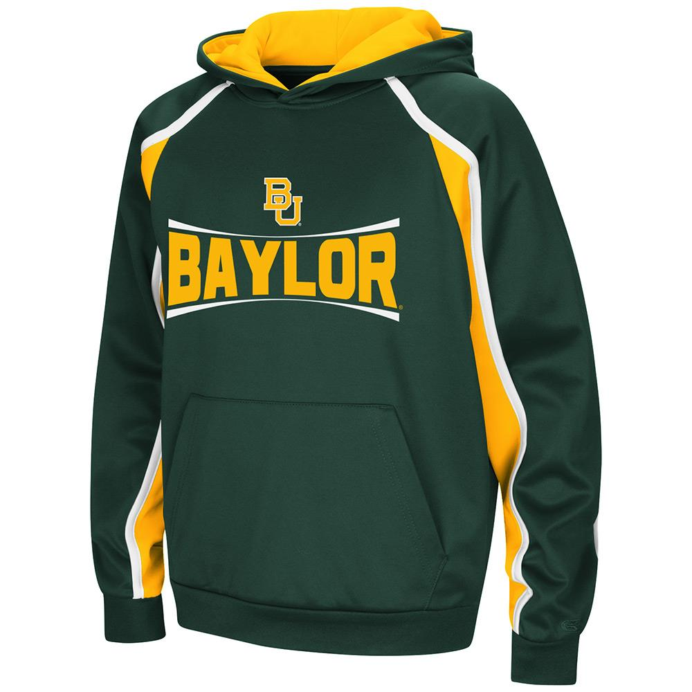 Youth Baylor Bears Pull-over Hoodie - S