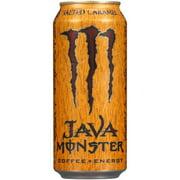 Java Monster Salted Caramel Coffee + Energy Drink, 15 fl oz by MONSTER BEVERAGE COMPANY
