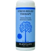 Stress Relief Therapeutic Mineral Bath Salt- 16 oz.