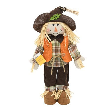 22 in. STANDING SCARECROW](Harvest Decorations)