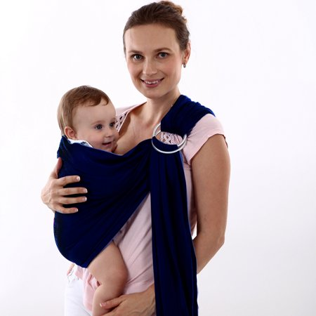 Baby Wrap Carrier Baby Sling Dad And Mom Baby Body Carrier Infant