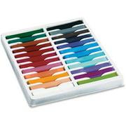 Creativity Street 24-color Square Artist Pastels Set, Assorted, 24 / Set (Quantity)