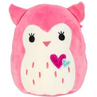 "Squishmallow 16"" Owl Super Soft Plush"