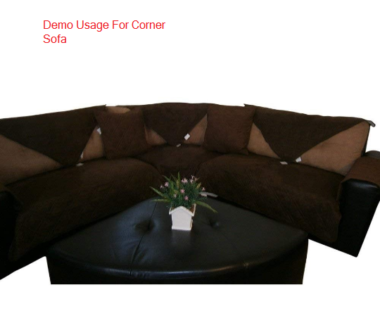 Octorose Improved Anti Slip Grip Sofa, Ashley Furniture Sectional Sofa Covers