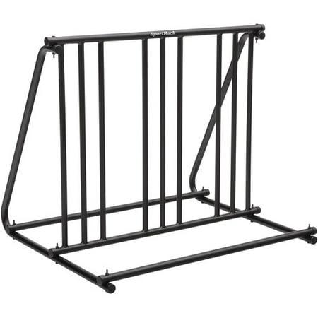 SportRack SR0010 Bike Valet Storage Rack, Black