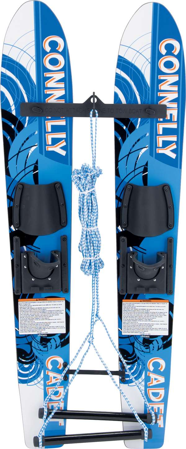 Cadet Trainer Youth Child Connelly Water Skis by Connelly