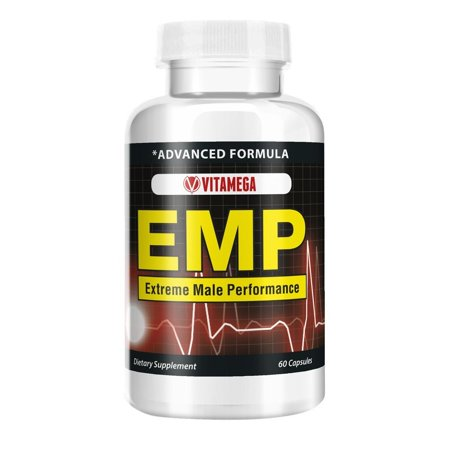 EMP - Extreme Male Performance Natural Male Enhancement & Maximizer