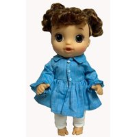Doll Clothes Superstore Doll Clothes Coat Outfit Fits Baby Alive And 14 Inch Little Baby Dolls