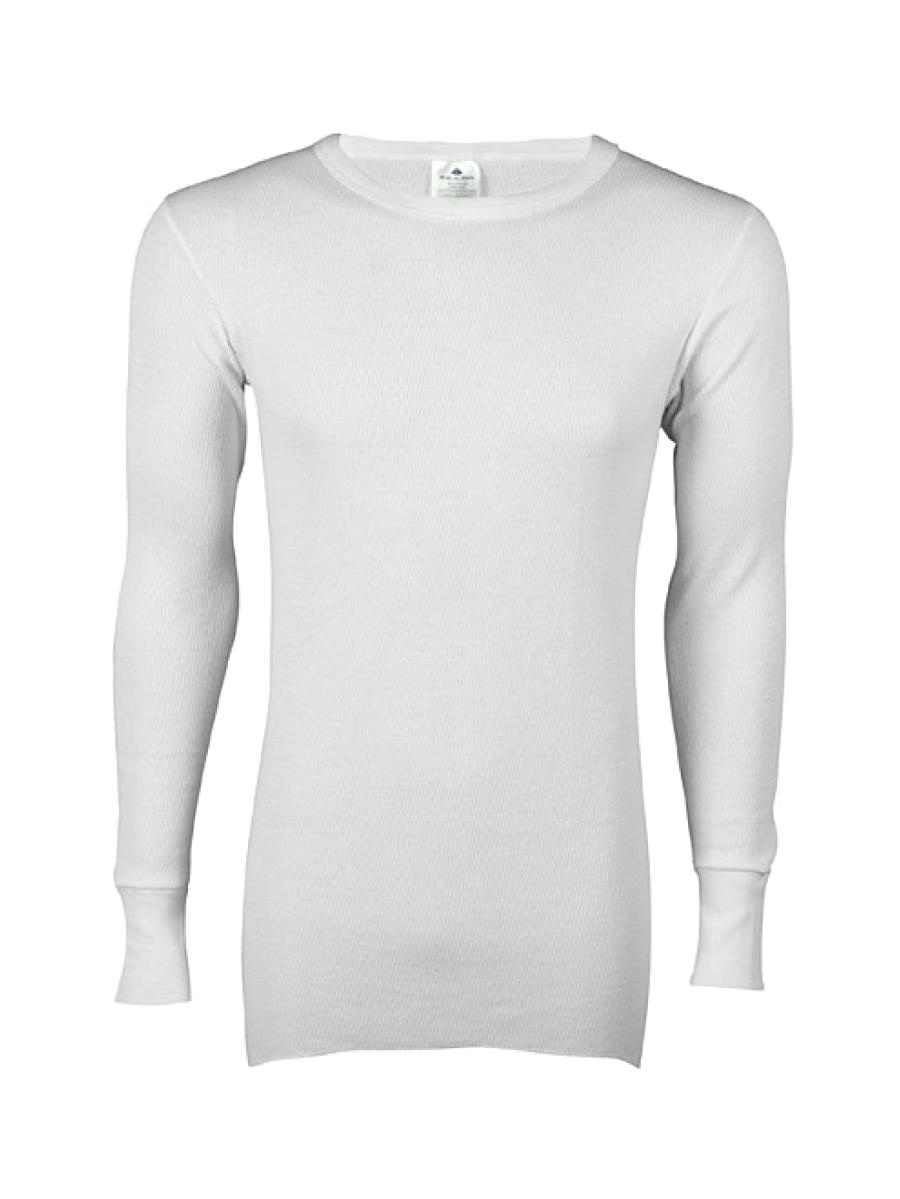 Indera Mens Long Sleeve Shirt Maximum Weight Thermals