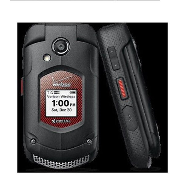 kyocera duraxv verizon wireless rugged ptt