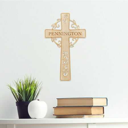 Personalized Wood Cross (Personalized Crosses)