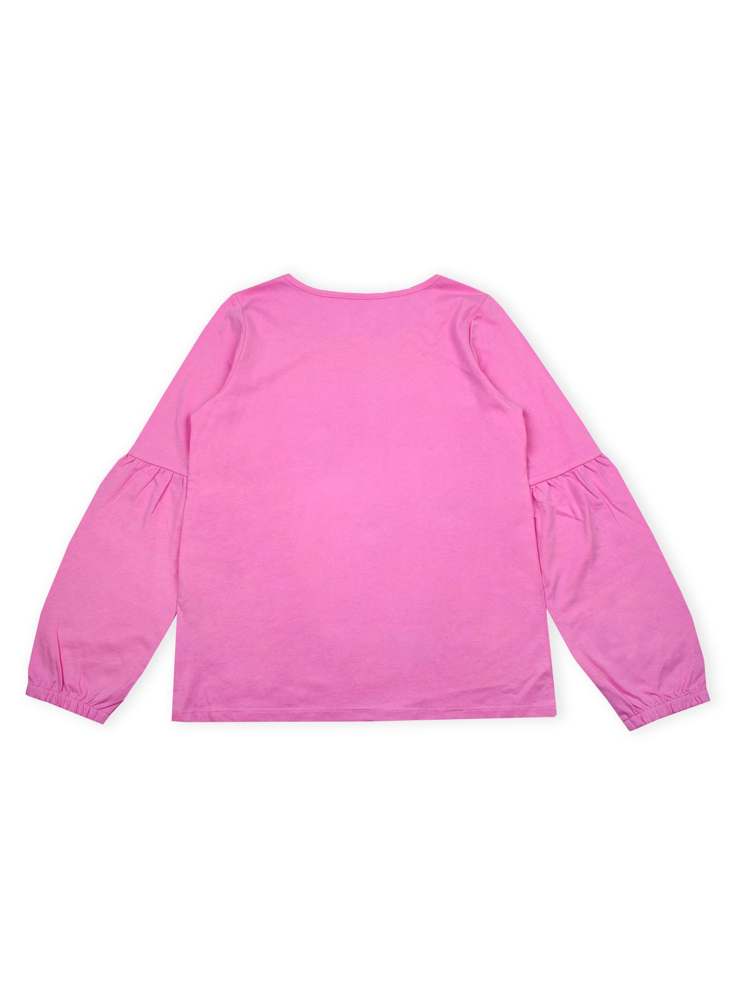Speechless Big Girls Bell Sleeve 2-Fer Top Shirt