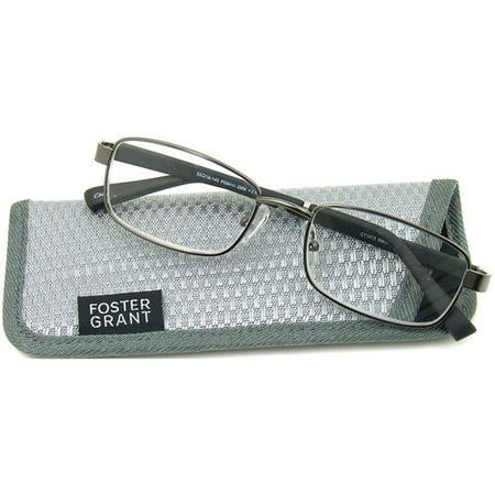 5d2979ca12 Foster Grant Men s Manning Reading Glasses