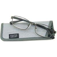 e62bc5813e88 Product Image Foster Grant Men's Manning Reading Glasses, ...