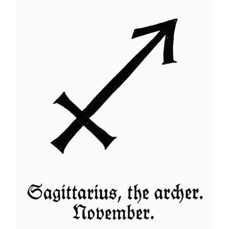 Zodiac Sagittarius Nzodiacal Symbol For Sagittarius The Archer