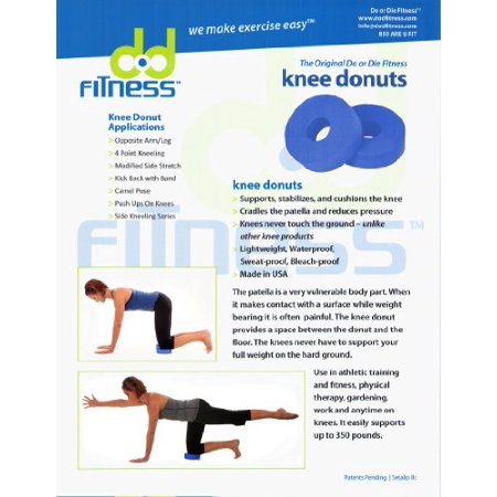 Fitness Knee Donuts DoD Support Knees Cushion Knees Physical Therapy