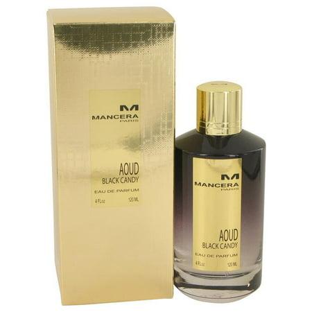 (pack 2) Mancera Aoud Black Candy Eau De Parfum Spray (Unisex) By Mancera4 oz