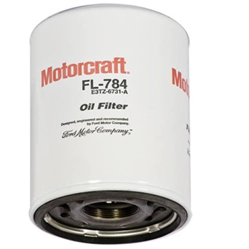 Motorcraft FL784 Filter Assembly