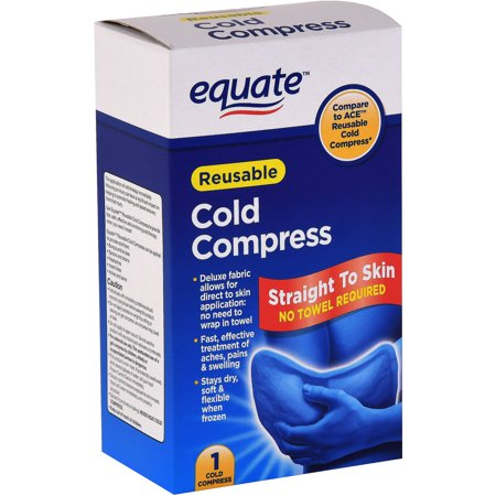 Equate Reusable Cold Compress