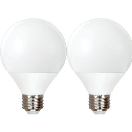 GE Lighting 11W Globe CFL Light Bulb