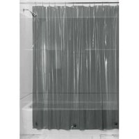 Product Image InterDesign Vinyl Shower Curtain Liner Various Sizes Colors