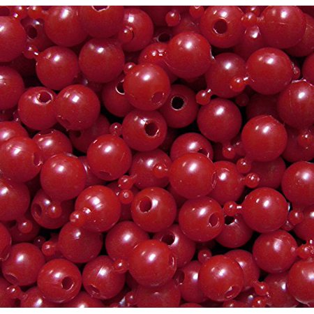 12mm Red Color JOLLY STORE Crafts Pop Snap Beads 1gross/144pc made in USA (Online Bead Stores)