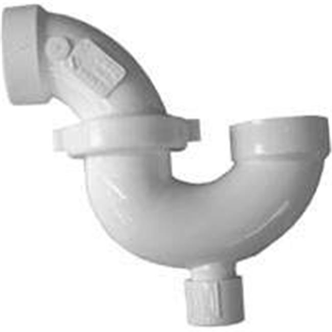 78215 1.5 In. PVC-DWV Adjustable P-Trap - image 1 of 1