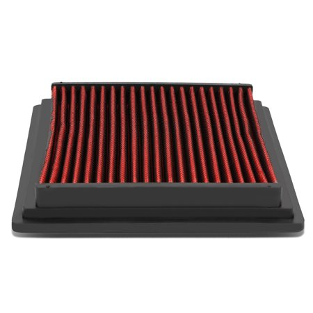 Ford Explorer / Sport Trac Reusable & Washable Replacement High Flow Drop-in Air Filter (Red) 1998 Ford Explorer Replacement