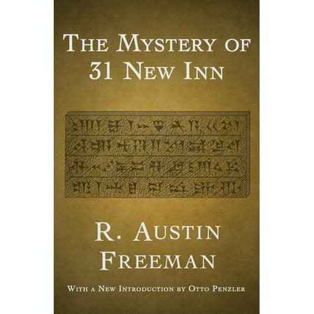 The Mystery of 31 New Inn - eBook