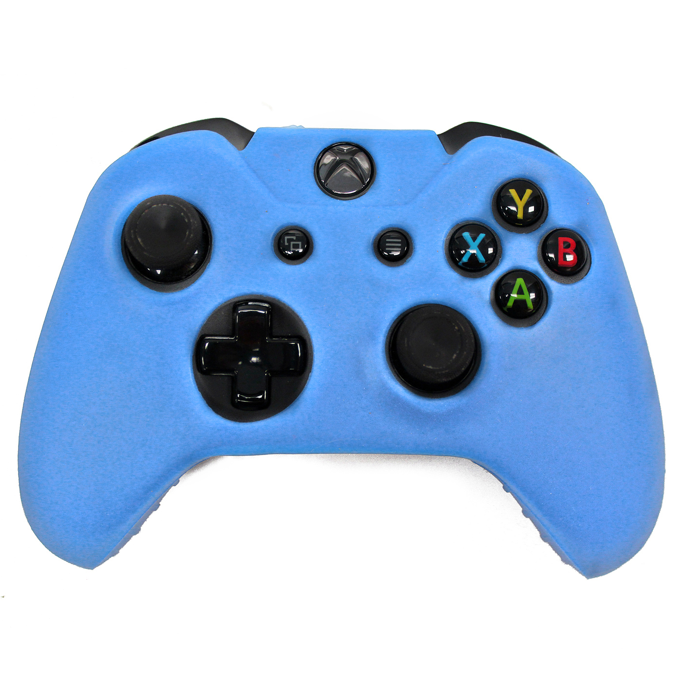 HDE Xbox One Controller Grip Skin Protective Silicone Rubber Cover for Wireless Xbox 1 Gamepad (Green)