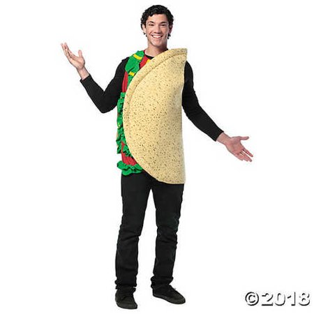 Men's Taco Costume (Taco Costume Australia)