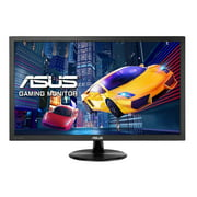"ASUS 27"" 1920x1080 VGA HDMI DP 75hz 1ms AMD FREESYNC HD LED Gaming Monitor - VP278QG"