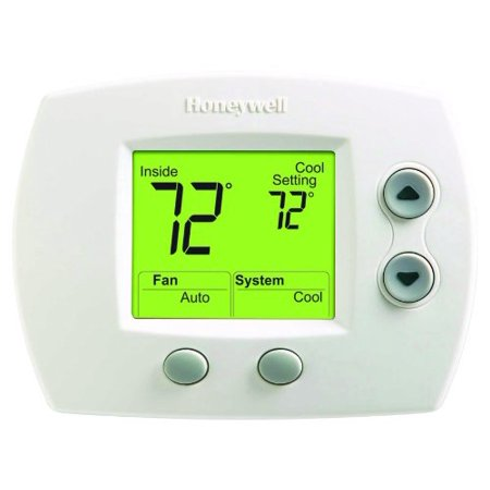 Honeywell th5110d1006 honeywell non programmable for Th 450 termostato