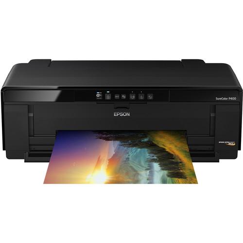 Epson SureColor P400 Wide Format Printer SureColor P400 Printer