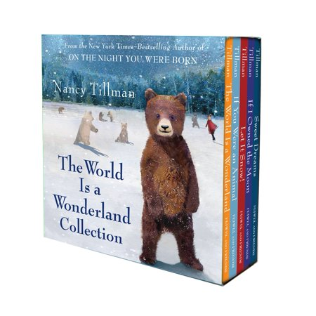 World Is a Wonderland Collection The Wor (Board Book)