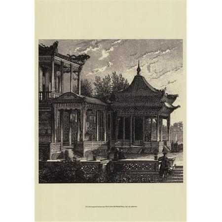 Vieux Monde Affiches OWP35112D Imperial Achitecture III -13 x 19 d'affiche - image 1 de 1