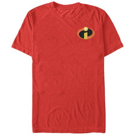 The Incredibles Mini Logo Mens Graphic T Shirt