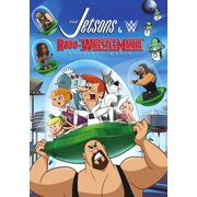 Jetsons And WWE: Robo-Wrestlemania by Hanna Barbera