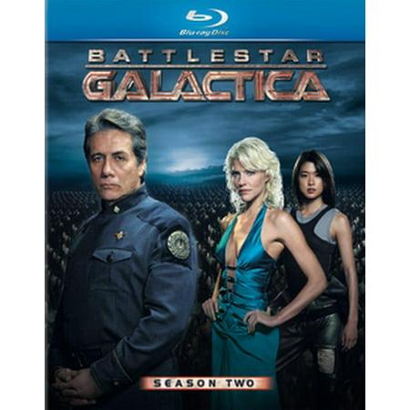 Battlestar Galactica: Season 2.0 (Blu-ray)