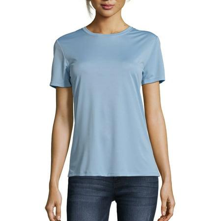 803d7808 Hanes - Hanes Sport Women's Cool DRI Performance T-Shirt (50+ UPF) -  Walmart.com