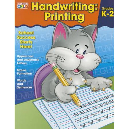 - Handwriting Printing